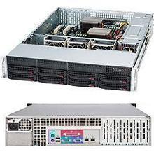 SuperMicro SC825TQ-563LPB Server560W / Black