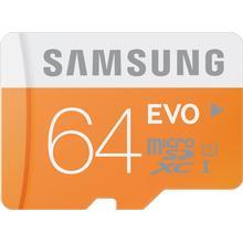 Samsung Evo MicroSDXC UHS-I U1 64GB