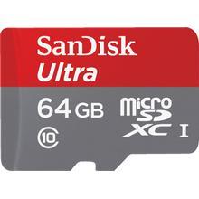 SanDisk Ultra MicroSDXC 80MB/s 64GB