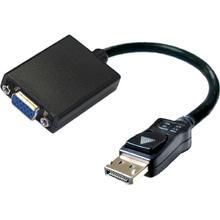 Accell UltraAV DisplayPort - VGA Adapter M-F 0.17m