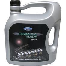 Ford 5W-40 Formula S/SD 5 Liter Burk