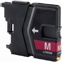 Brother LC 985 M (12 ml) magenta kompatibel Bläckpatron