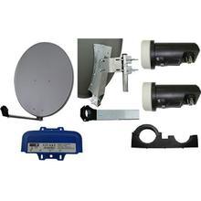 Digital Multimedia Nordic Parabolpaket Norden 75cm 2X Lnb