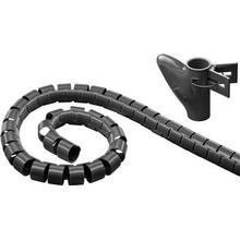 Delta Cable Spiral Wrap 2.5 m Black