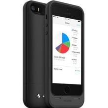 Mophie Space Pack iPhone SE/5s/5 16GB + Batteri Svart
