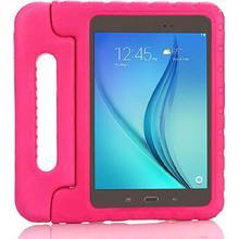 Barnfodral med ställ rosa, Samsung Galaxy Tab A 8.0