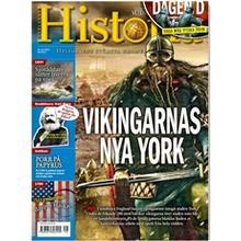 Tidningen Världens Historia 9 nummer