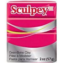 Sculpey Polymer Clay Red 56g