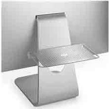 Twelve South BackPack 3: adjustable shelf for iMac, Cinema Display