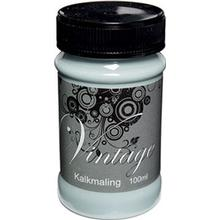 Vintage chalk paint - kalkfärg - sea green