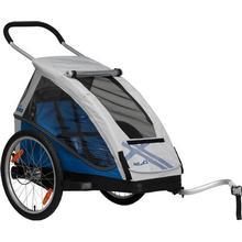 XLC Mono Cykelvagn grå/blå  Barnvagnar 2017