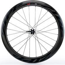 Zipp 404 Firecrest Disc hjul Clincher svart  Framhjul till racercyklar 2017