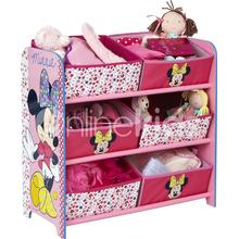 Worlds Apart Minnie Mouse Reol m 6 Stof Kurv