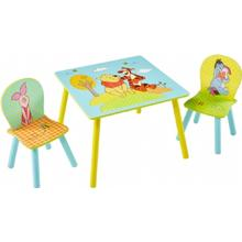 Worlds Apart HelloHome Winnie the Pooh Table & Chairs