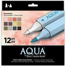 Spectrum Noir Aqua Markers 12-pack