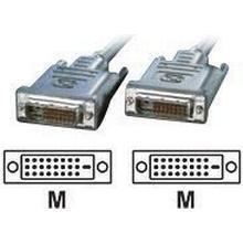 ROTRONIC-SECOMP 3m DVI 3mDVI-DDVI-DSchwarzDVI-Kabel