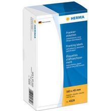 HERMA Etikett HERMA Frankering 163x45mm 500/FP