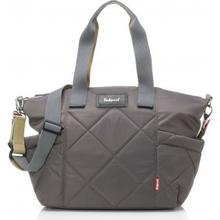 Babymel Evie Quilted Charcoal