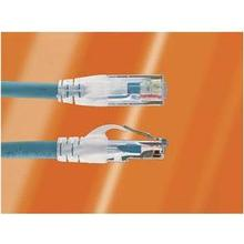 AlphaWire RJ45 Nätverk Anslutningskabel AlphaWire CAT 5e SF/FTP 5 m Blå