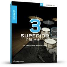 Toontrack Superior Drummer 3 (Upgrade)