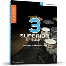 Toontrack Superior Drummer 3.0 Crossgrade