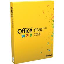 Microsoft Office MAC 2011 Home and Student