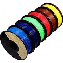 FrontierFila PLA 1kg olika färger 1.75mm FrontierFila filament för 3D-printer - Blå