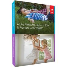 Adobe Photoshop Elements & Premiere Elements 2018 Windows Svensk ESD
