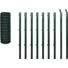 vidaXL Set Euro Fence 10mx100cm