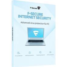 F-Secure Internet Security 2017 - 1 PC / 1 år