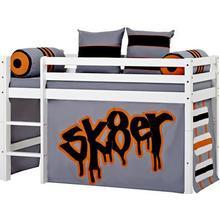 HoppeKids Skater Curtain for Halfhigh Bed 70x160cm