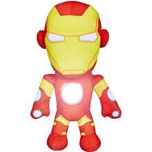 Marvel Nattlampa Avengers Iron Man röd WORL221001