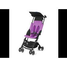 Babies R'US GB Pockit+ Lightweight Pushchair, Posh Pink
