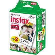 FUJIFILM Instax Mini Film (2x10pcs) - För Mini 8