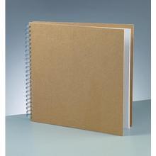 Efco Spiral Wire Scrapbook 30 x 30 Brown