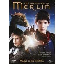 Merlin Säsong 1 (DVD)