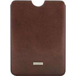 The Bridge Slg Story Line Mini iPad Case Leder 15,7 cm marrone