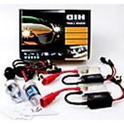 12V 35W H8 6000K Slim Aluminum Ballast HID Xenon Headlights Kit