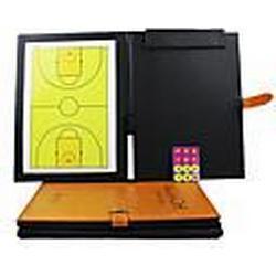 Sport Indoor Magnetic Folding Basketball Coaching Board (2Pens  Tafelwischer  Magnete)