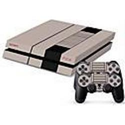 PS4-Konsole Schutz Aufkleber-Abdeckung Haut Controller Hautaufkleber