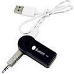tragbare eingebauten Akku 2 in 1 Bluetooth V3.0  EDR Handy Freisprecheinrichtung und Bluetooth-Stereo-Empfänger