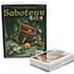 Saboteur Stil Karte Card Game Set Toy