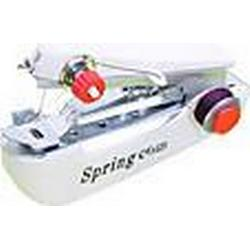 White Portable Mini Manual Sewing Machine