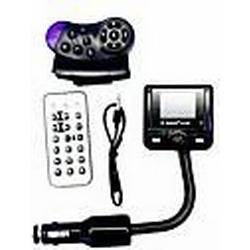 Audio Bluetooth Freisprechanlage FM Transmitter MP3-Player USB / TF aux