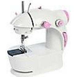 Classic Pink Buttons Mini Electric Sewing Machine