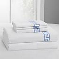 """einfachamp;opulence Spannbettlaken, 400 tc 100% Baumwolle solide bis 15 """"tiefen weißen"""