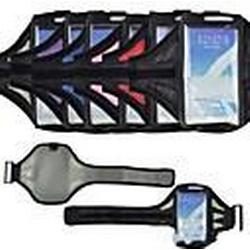 Touchscreen breathable Schweiß Armband für Sumsang S3 S4 S5 note2 / Hinweis3 ab-001
