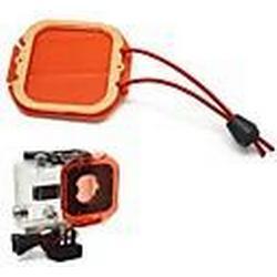 g-492 Objektiv-Schutzfilter w / Falseil für GoPro Hero 3