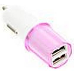 Neue 2-Port USB Car Charger (zufällige Farbe)