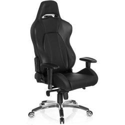 * Gaming Stuhl / Bürostuhl WINGMAN II Kunstleder schwarz